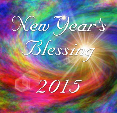 Blessing the New Year 2015